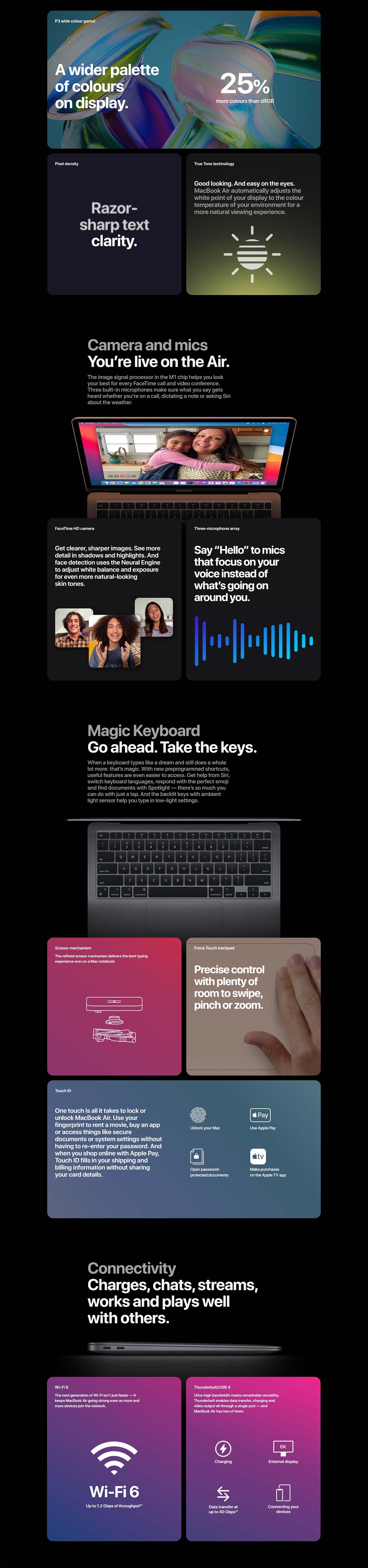 Apple MacBook Air 13in M1 CHIP