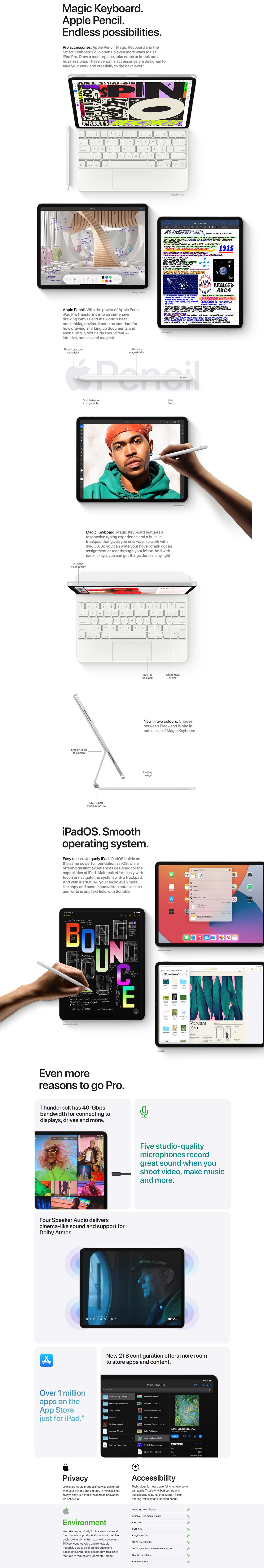 Apple M1 12.9-inch iPad Pro