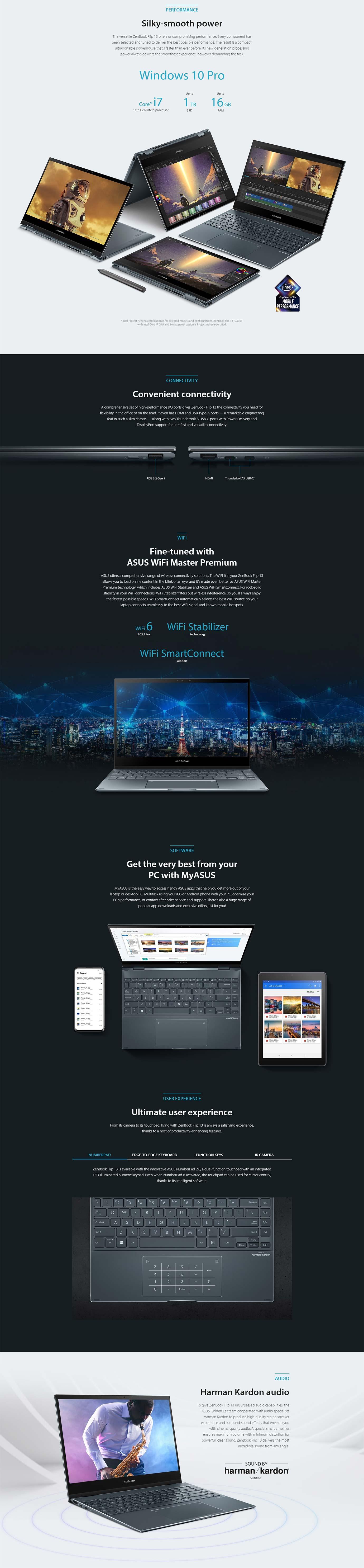 ZenBook Flip UX363EA