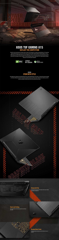 Asus TUF FA506 Laptop