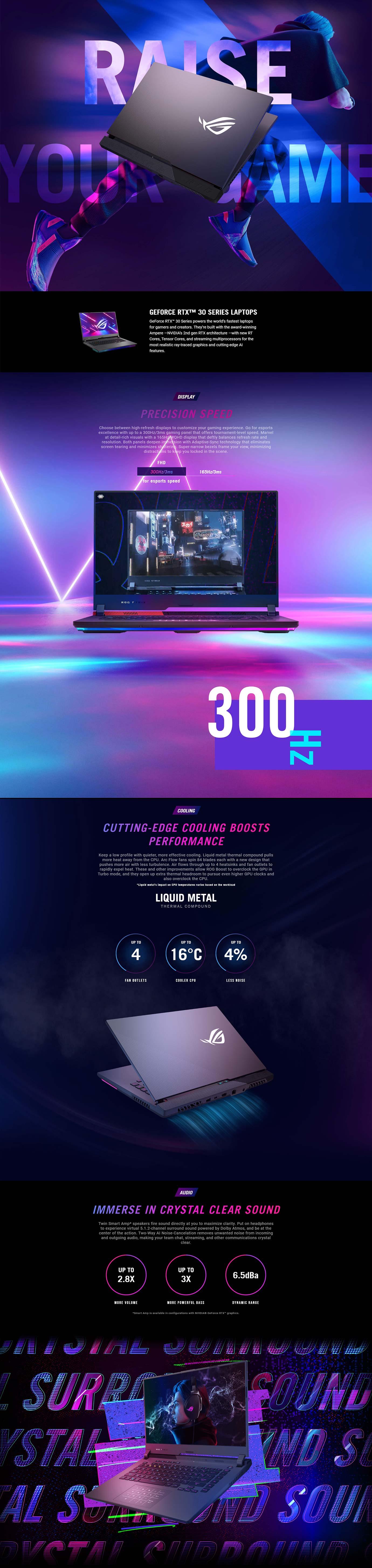 ASUS ROG Strix G15 G513 Gaming Laptop