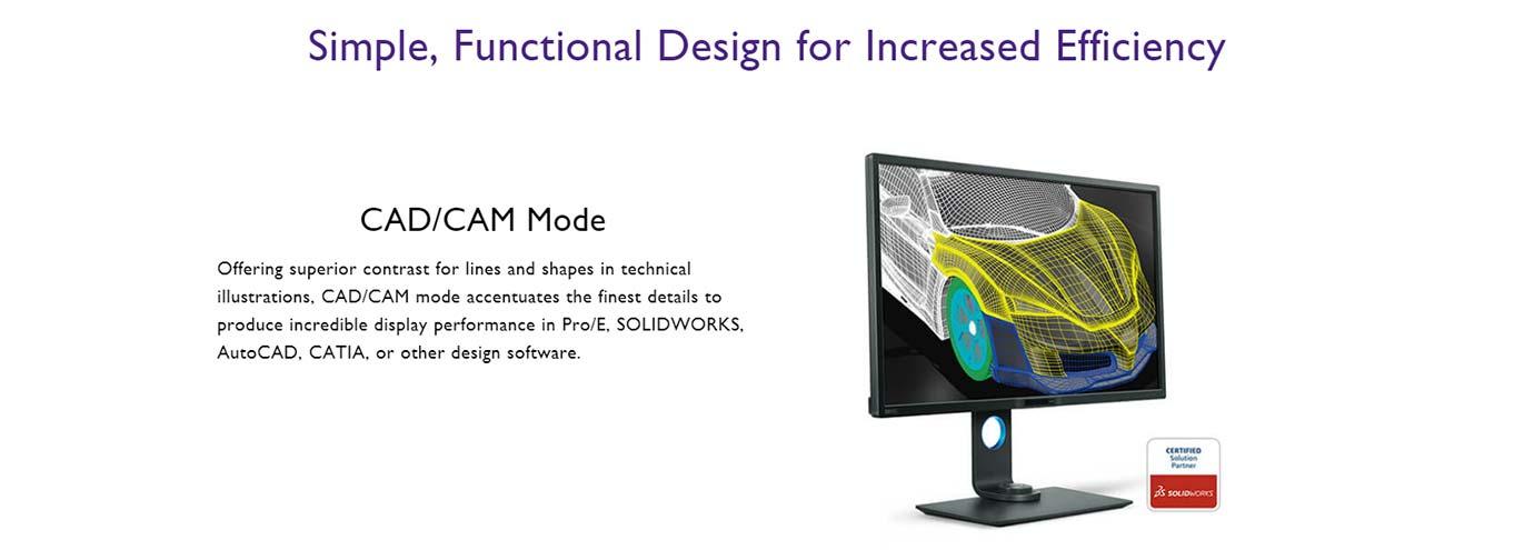 CAD/CAM Mode