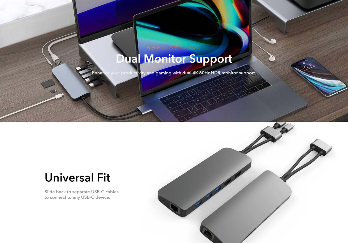 HyperDrive Viper 10-in-2 USB-C Hub