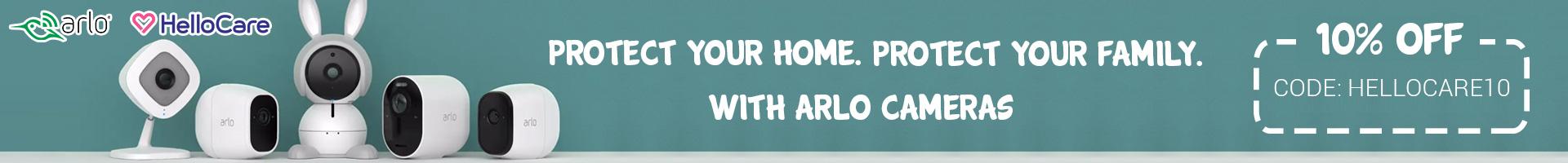 HelloCare Arlo Promo